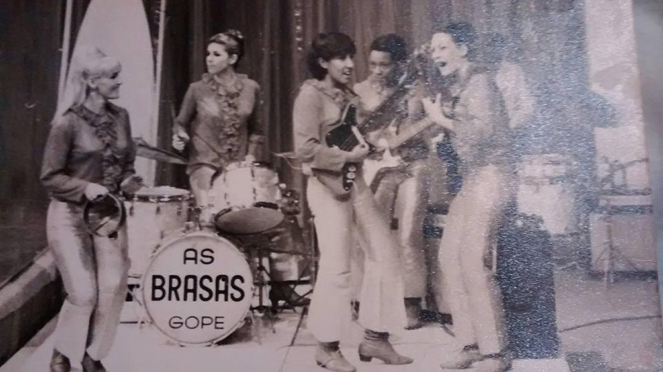 [AUDIO] Banda AS BRASAS, formada em Porto Alegre por volta de 1964