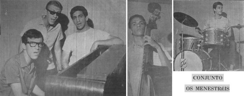 [ACERVO] Conjunto 'Os Menestréis', 1965