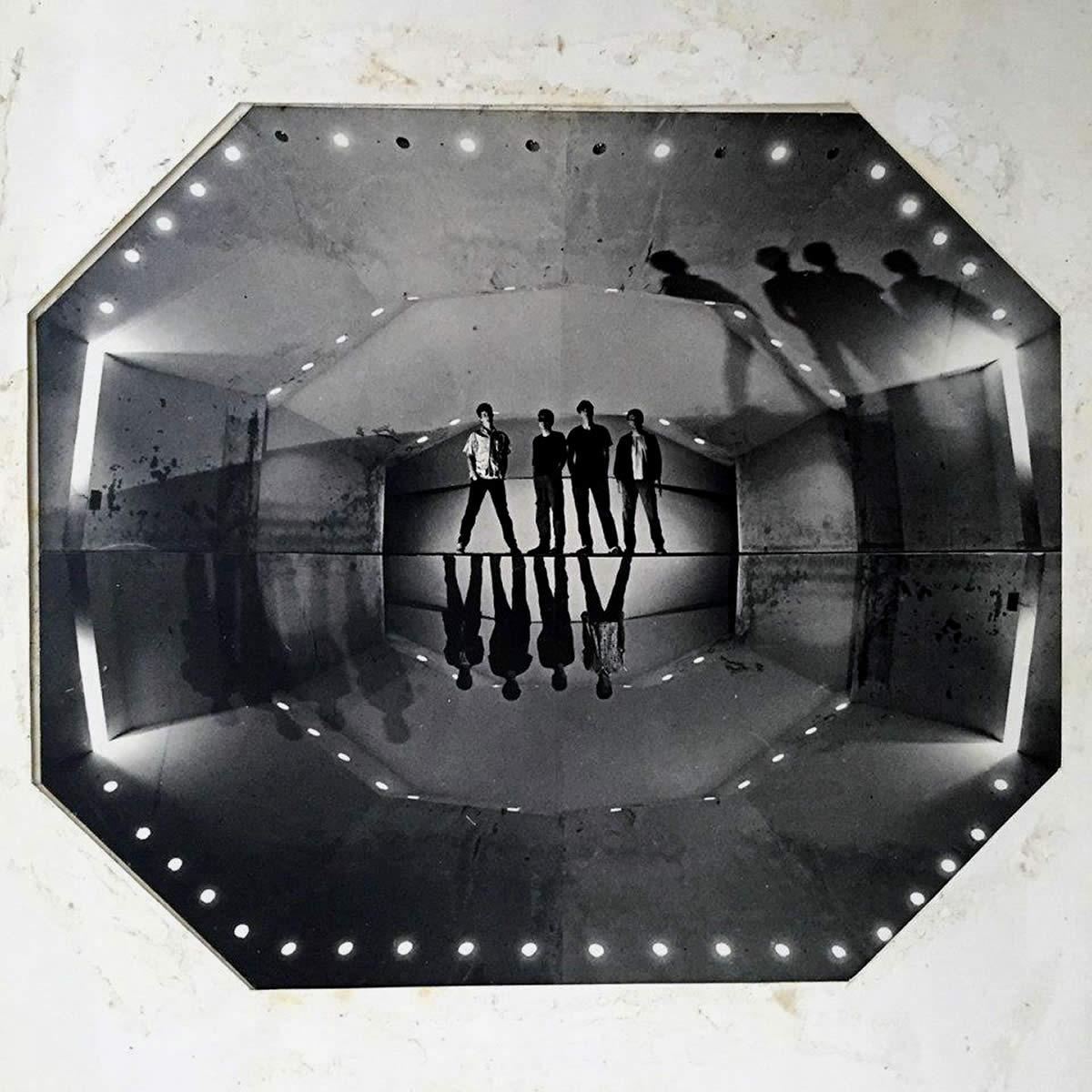 [ACERVO] Imagem da arte original do compacto Os Replicantes