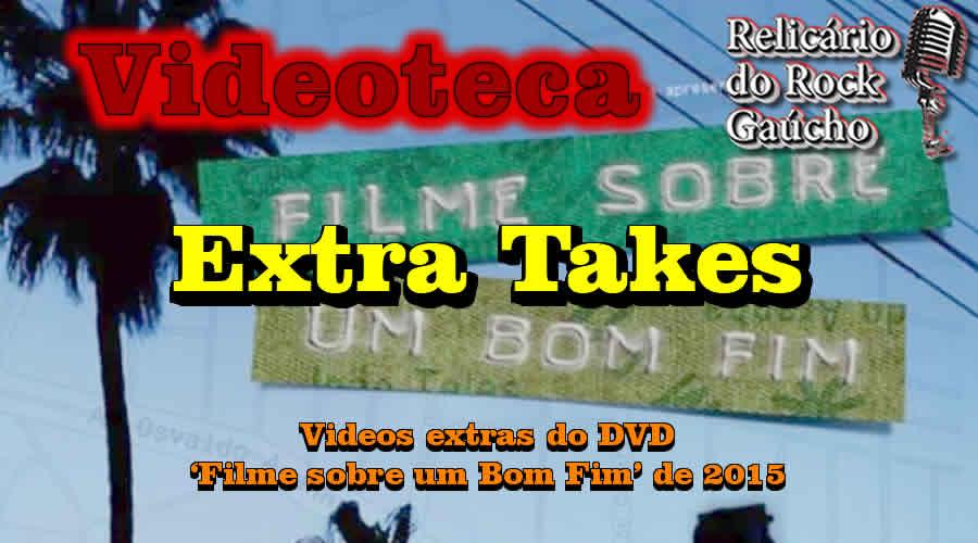 [FILME] 'Filme sobre Bom Fim' - Entrevista com o Diretor | Extra Take 5