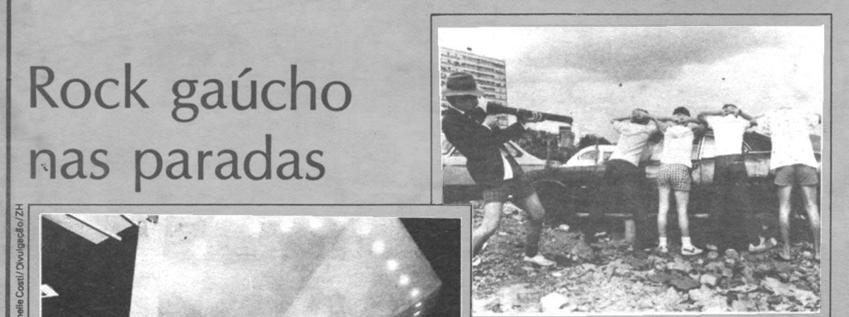 [PRESS] Rock Gaúcho nas paradas: as bandas, o 'hit' e a formação